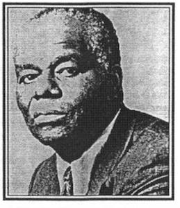 Dr.  John Henrik-Clarke's Memorial to Malcolm X