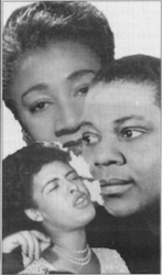 Billie Holiday, Bessie Smith & Alberta Hunter, Singer, Entertainers