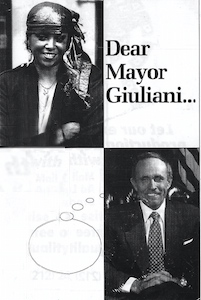 Dear Mayor Guiliani
