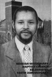 Arlee Griffin, Pastor