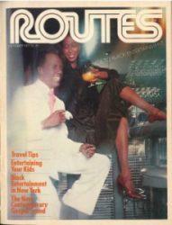Routes Magazine October-1977 -Maiden Issue