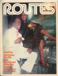Routes Magazine October-1977 -Maiden Issue