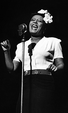 Billie Holiday Paramount Theater, NYC