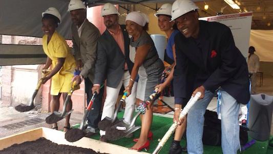 Caribbean Cultural Center (CCCADI) Groundbreaking