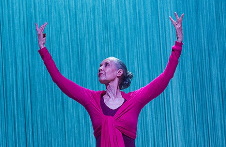 Carmen de Lavallade - Photo by Christopher Duggan