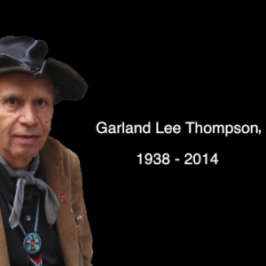 REMEMBERING   GARLAND LEE THOMPSON, SR.