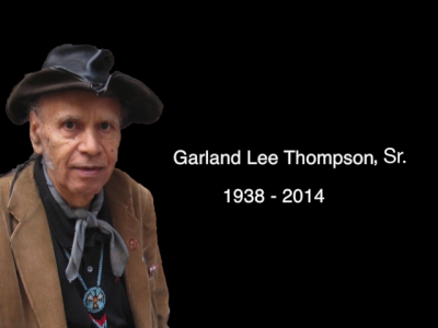 February 14, 2015 – Garland Lee Thompson, Sr.'s Memorial Service
