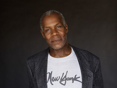 Danny Glover, Actor, Film Director, Political Activist.