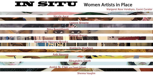 In Situ: Women Artists in Place