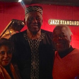 On the Town at Randy Weston's 89th Birthday Celebration – April 5, 2015