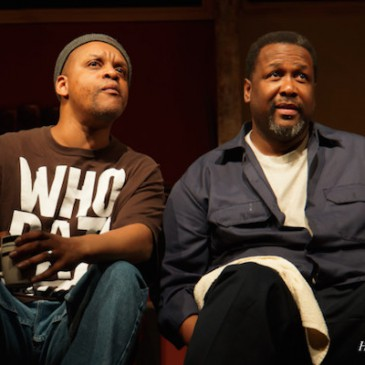 "The Billie Holiday Theatre's ""Brothers From the Bottom"" Review"