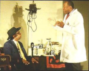 "Athol Fugard's ""Sizwe Bonsi is Dead"""
