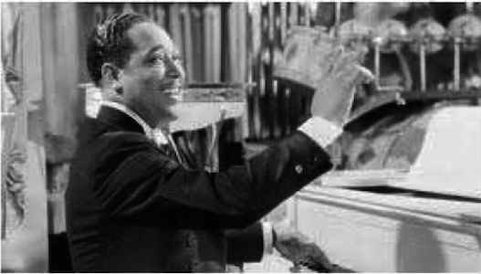 """Duke Ellington's 116th Birthday Concert"