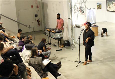 The Brooklyn Poetry Slam