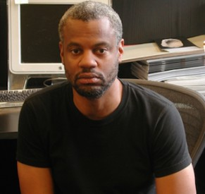 Hamza Walker (Portrait image courtesy of the Renaissance Society at the University of Chicago)