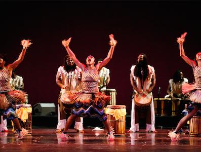 DanceAfrica 2009