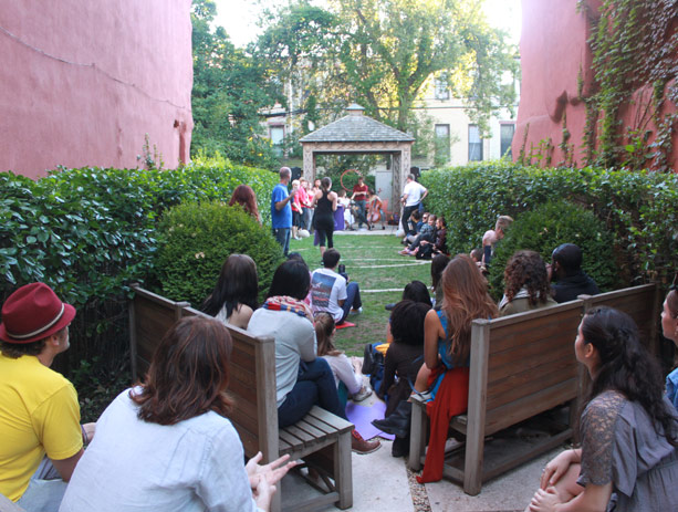 """BAM """"Arts in the Gardens"""" - Music Festival"""