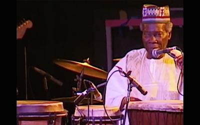 Babatunde Olatunji, Drummer