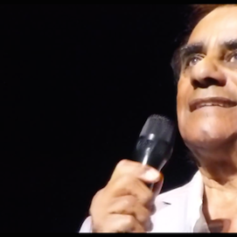 Johnny Mathis at Riverside Theater