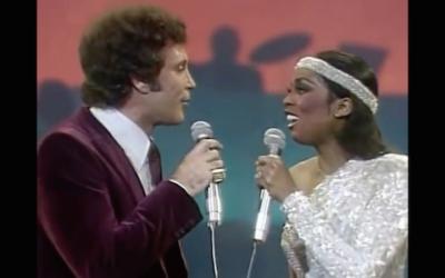 Lola Falana & Tom Jones