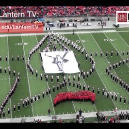 "Ohio State Marching Band ""Michael Jackson Tribute"" & Ricky Smiley: Black vs. White Marching Bands"