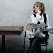 Concert at the Celebrate Brooklyn! Performing Arts Festival – Lucinda Williams/Jason Walker