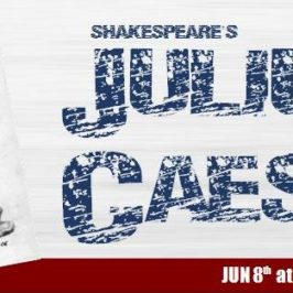 An All Female Concert Performance & Staged Reading of Julius Caesar