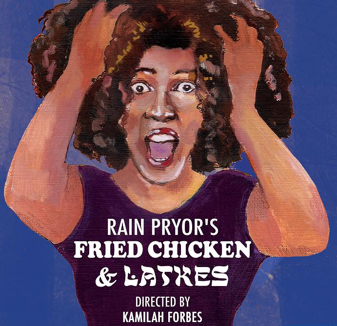Fried Chicken & Latkes
