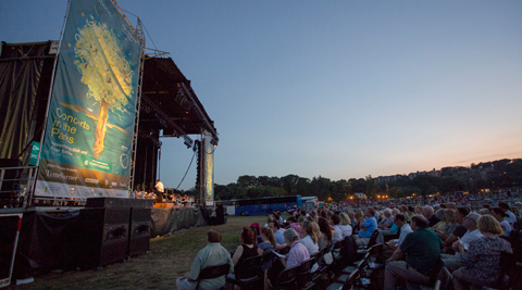New York Philharmonic Concerts in the Parks & Fireworks: Van Cortlandt Park