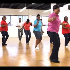 """JMBC-""""Work It Out""""-Soul Line Dance"""