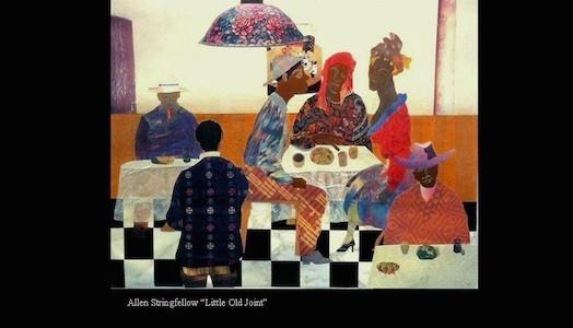 "Allen Stringfellow ""Little Old Joint"""