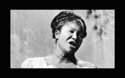 Mahalia Jackson, Gospel Singer