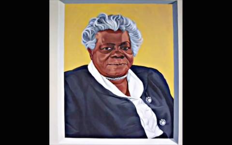 Mary McLeod Bethune ( July 10,1875-May 18, 1955)