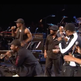 """Wall Of Sound"" by Naturally 7 — Quincy Jones 75th Birthday Celebration Concert"