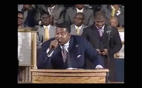 Pastor Dewey Smith