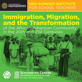 Immigration, Migration and the Transformation of the African-American Community in the 20th &21st Centuries