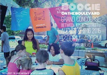 """Boogie on the Boulevard: Summer Sundays"""