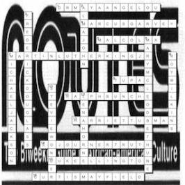 """Routes' """"Quotables"""" Crossword Puzzle Solution"""
