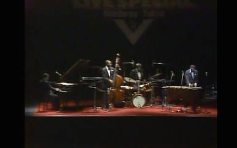 MJQ MODERN JAZZ QUARTET  -  LIVE IN JAPAN 1981
