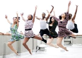 Alpha Omega Theatrical Dance Company / Master Class: Karisma Jay