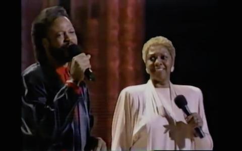 Edwin Hawkins & Cissy Houston