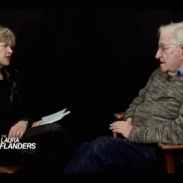 Hackonomics TV Presents: Noam Chomsky discussing U.S. Racism.