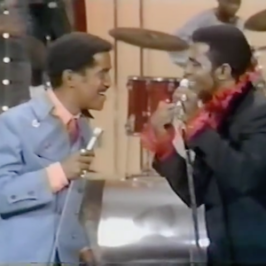 Sammy Davis Jr. & The James Brown Revue