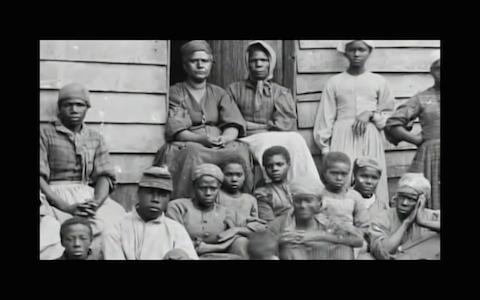 Slaves c. 1860
