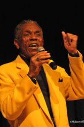 Andre de Shields- Actor, Singer, Entertainer -  credit Hubert Williams