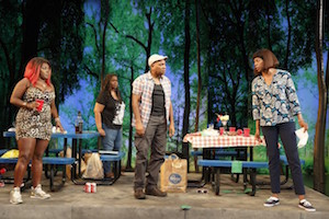 "Review: ""Barbecue""  at The Public Theater"