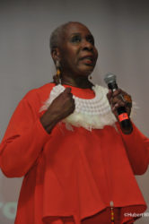 Marcia Pendelton, Publicist, credit Hubert Williams