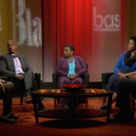 "Televised Panel Discussion on ""Basic Black"" at WBGH, Boston: ""Mr. Joy"" (Written by Daniel Beaty) & The Politics Of Art"