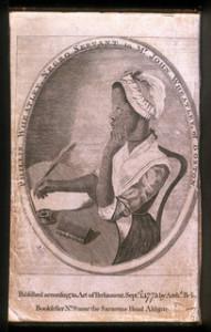 Poet Phillis Wheatley (ca. 1754-1784)