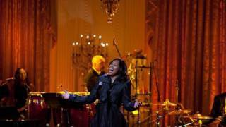 Yolanda Adams & Jennifer Hudson Perform at the White House